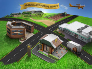 Mc Donalds World